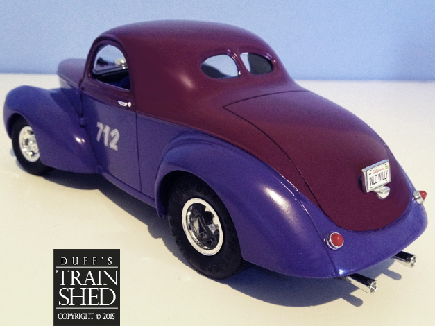 '41 Willys Street Rod - Completed