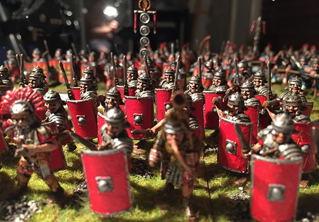 Hail Caesar 28mm Imperial Romans
